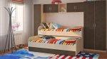 Кровать 2-хуровневая Майя