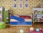 Кровать Бабочка 1.6м - 6900рублей