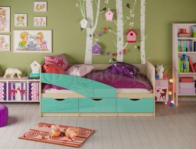 Кровать Дельфин 1.6м - 6900 рублей