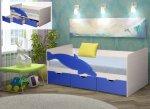 Кровать Дельфин 1.8м