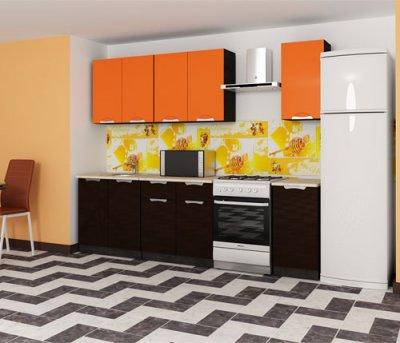 Кухня Модена 2,0 м. ЛДСП, 17500 рублей