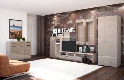 Модульная гостиная Ненси 2. 10700 рублей