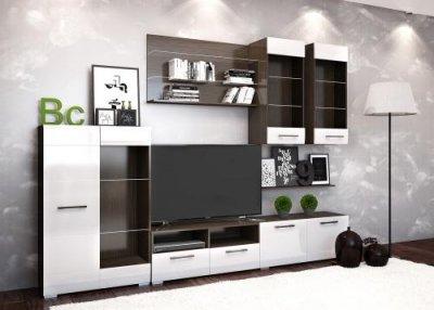 Модульная гостиная Ненси 3. 11400 рублей