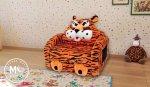 Мебель для детской Тигр, Кролик, Гарфилд